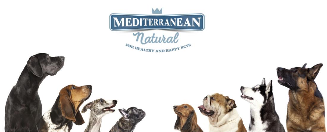 Blog sobre perros Mediterranean Natural