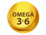 Omega 3 and 6 pet products