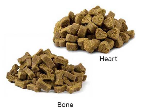 Galletas de carne para perros. Meat biscuits for dogs.
