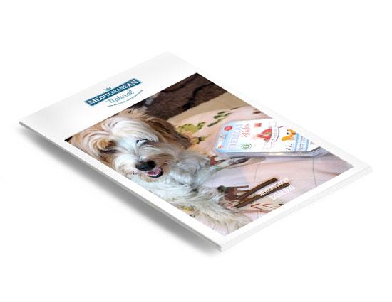 Catálogo Ibéricas Sticks: barritas premium para perros de Mediterranean Natural