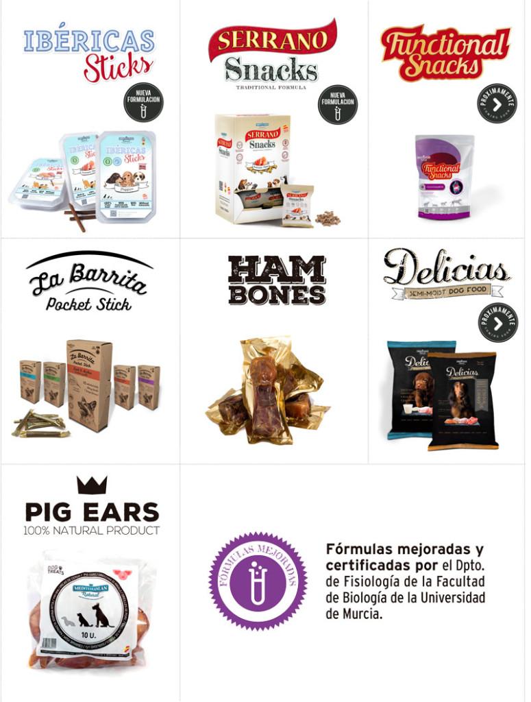 Presentación de productos y novedades para perros Mediterranean Natural en Propet 2016