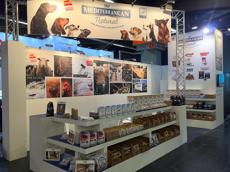 Mediterranean Natural presente en Interzoo 2016