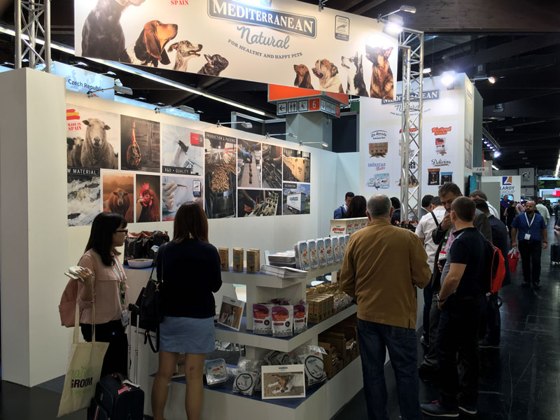 Mediterranean Natural en Interzoo 2016