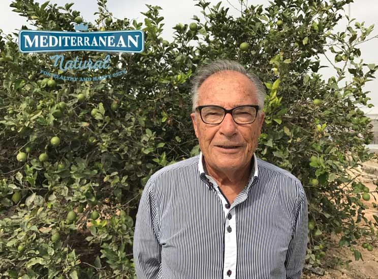 Acuerdo de colaboración con la Universidad de Murcia: D. Salvador Zamora Navarro