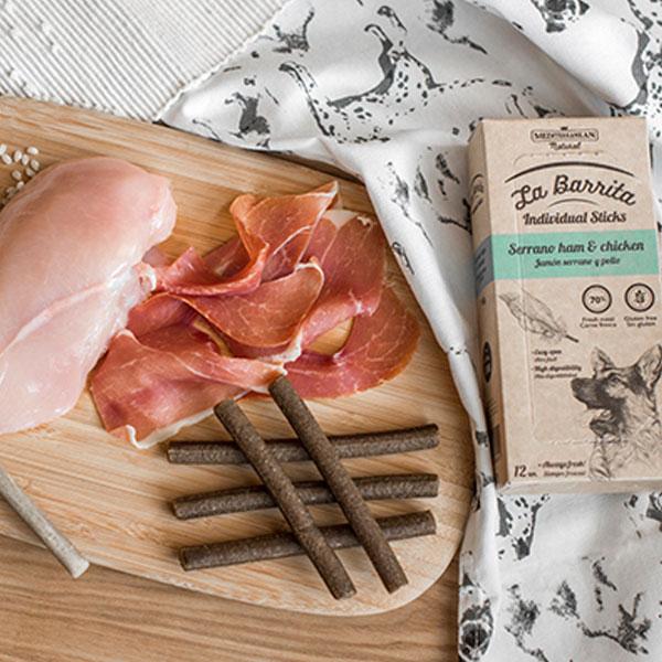 La Barrita: el nuevo snack de Mediterranean Natural. Romeo y Gara blog