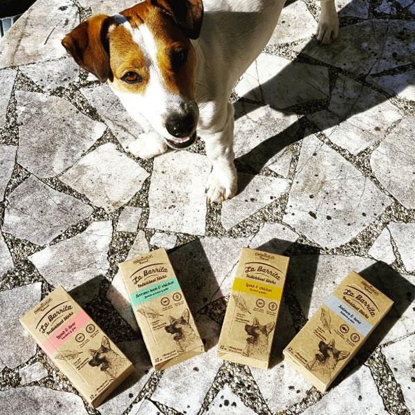 Redes sociales: Puro Terrier y La Barrita