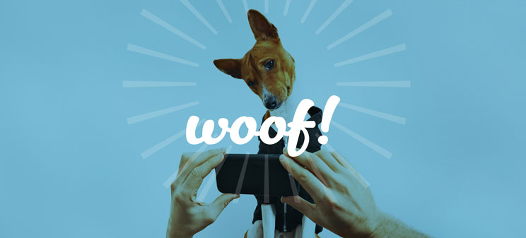 Woff! Testimonials about snacks and food for pets of Mediterranean Natural