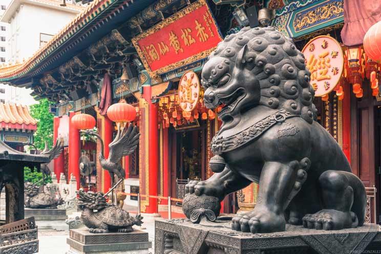 2018. Curiosidades y significado del nuevo año chino del perro