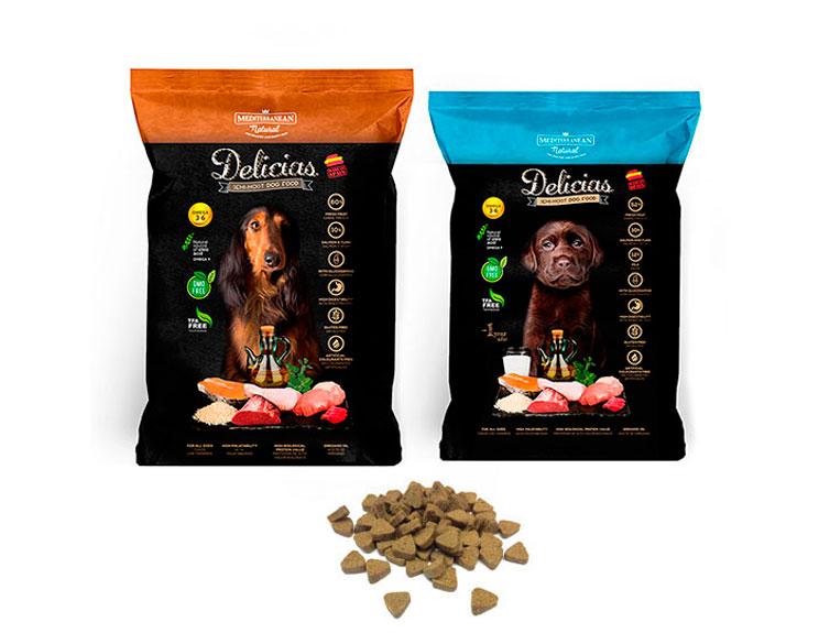 Alimento para perros mayores