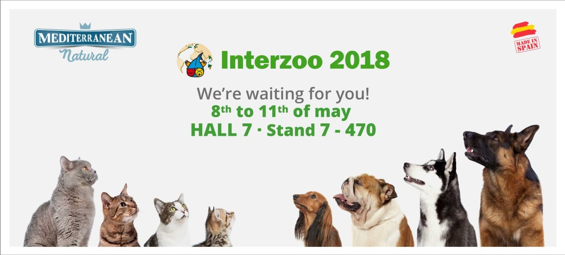 Mediterranean Natural at Interzoo 2018
