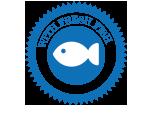 Fresh fish dog snacks