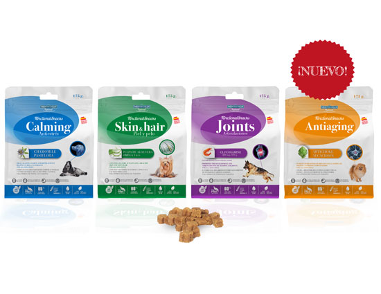 Functional Snacks de Mediterranean Natural para perros