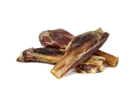 Huesito de jamón serrano para perros. Ham bones for dogs