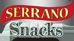 Icono Serrano snacks para perros. Serrano snacks logofor dogs.