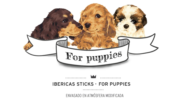 VITOLA_IBERICAS STICKS_FOR PUPPIES