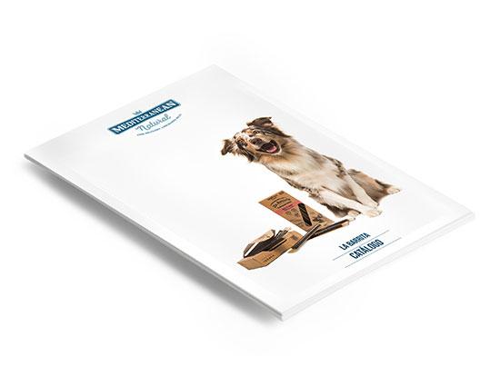 Catálogo La Barrita: snacks premium para perros de Mediterranean Natural