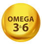 Rich in Omega 3 and 6 products for dogs