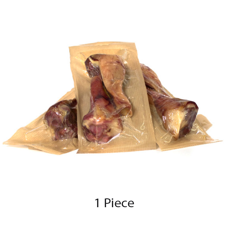 Half ham bones for dogs