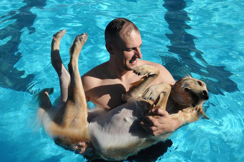 Mediterranean Natural Actividades Con Perro En Verano