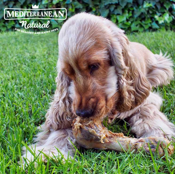 Cómo se fabrican los huesos para perros: Ham Bones de Mediterranean Natural