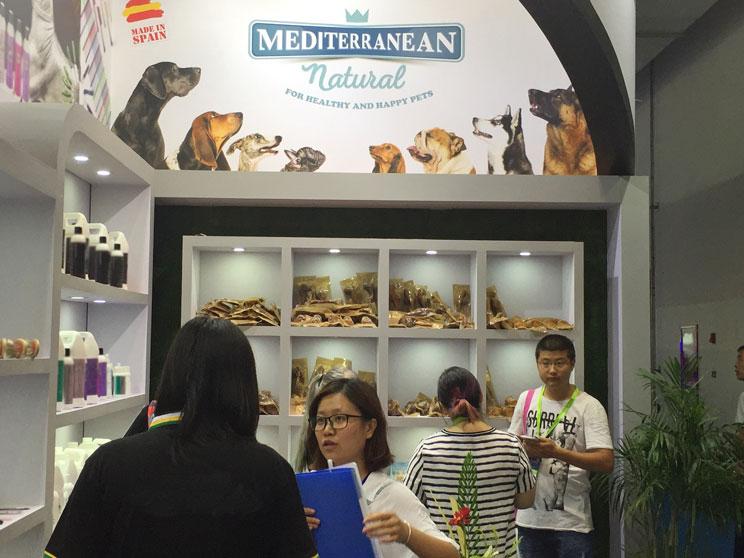 Pet Fair Asia: Mediterranean Natural a la conquista del mercado asiático