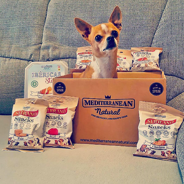 Redes sociales: Chihuahua Petit y Mediterranean Natural