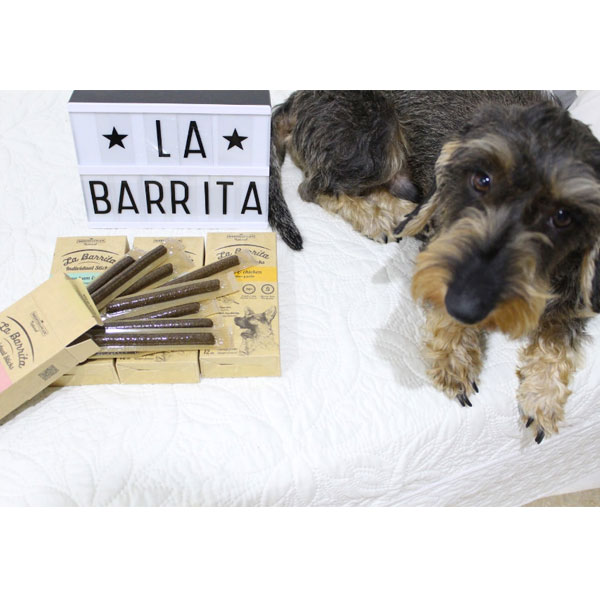 Redes sociales: Con Perros y a lo Loco y La Barrita