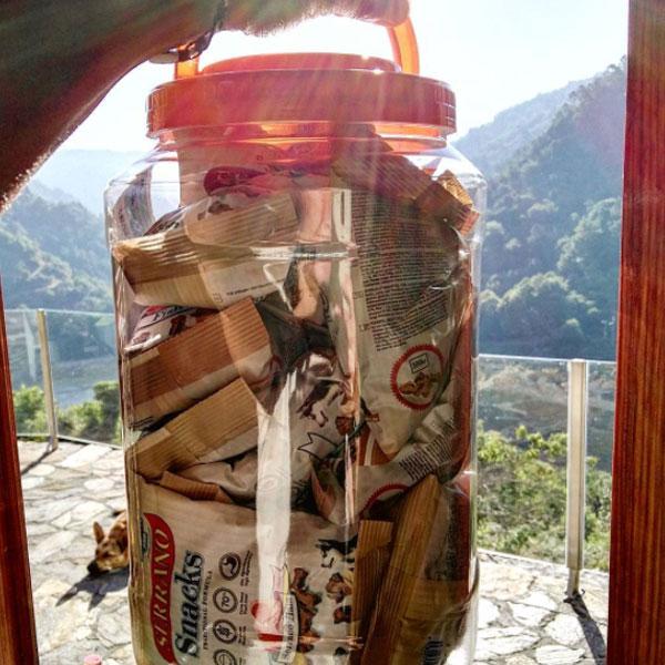 Redes sociales: Perriturismo y Serrano Snacks