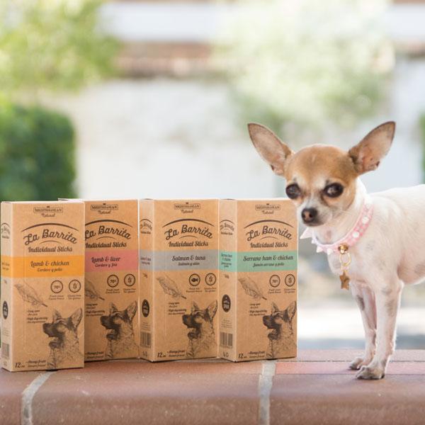 Redes sociales: Pippa The Chihuahua y La Barrita