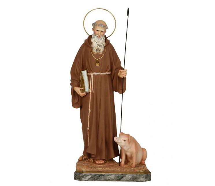¿Quién fue San Antón? ¿Por qué es el patrón de los animales?
