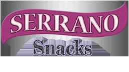 Logo Serrano Snacks para gatos de Mediterranean Natural