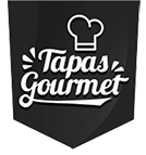 Logo Tapas Gourmet para perros de Mediterranean Natural