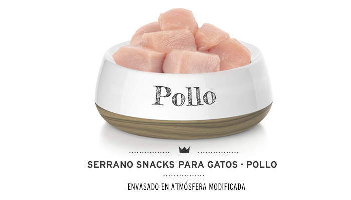 Snacks para gatos Mediterranean Natural antihairball con pollo