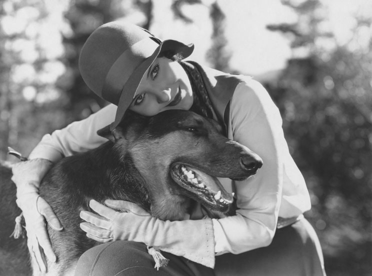 Rin Tin Tin: el perro más famoso de la historia de Hollywood