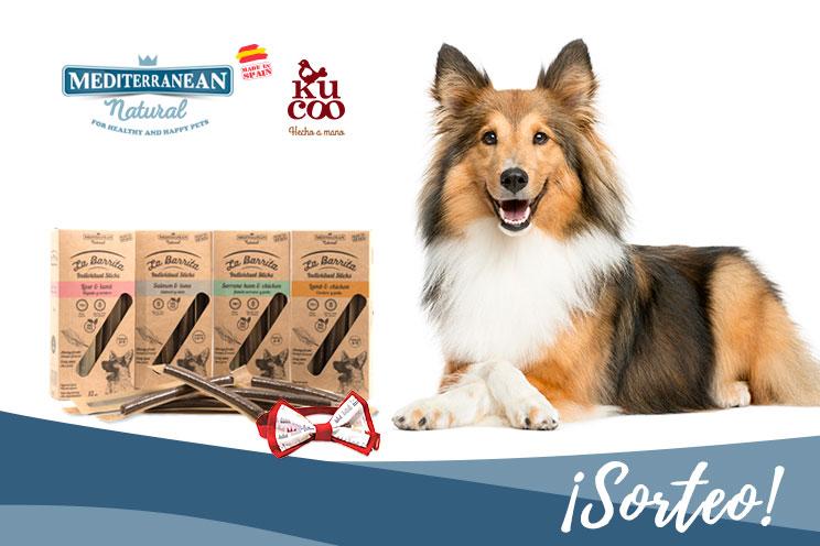 ¡Sorteo! Llévate gratis los 4 sabores de La Barrita y una pajarita artesanal para tu perro