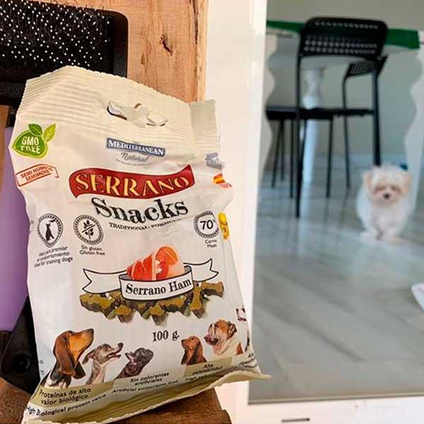 OdinBolinha y Serrano Snacks de jamón serrano