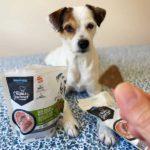 Pancho y Tapas Gourmet de pato para perros Mediterranean Natural