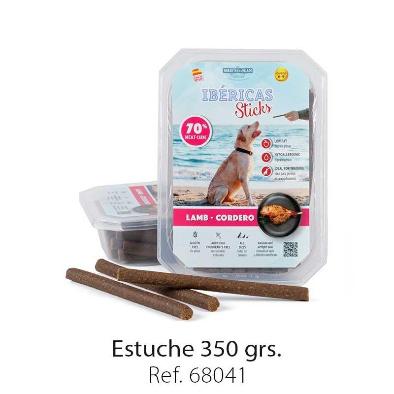 Estuche 350 Gramos Cordero Mediterranean Natural Para Perros 1