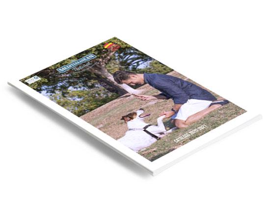Catálogo 2020-2021 Mediterranean Natural Snacks para perros y gatos