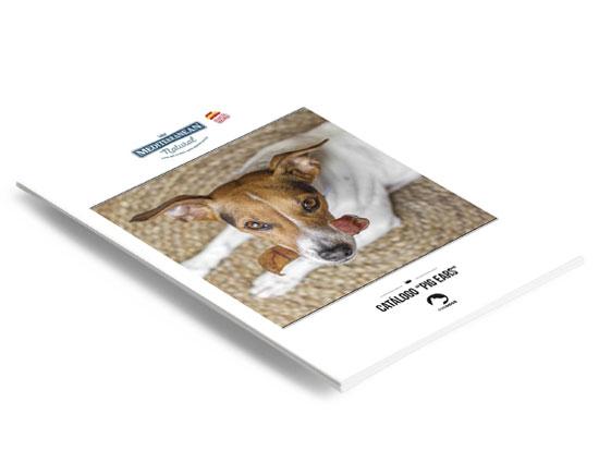 Ficha orejas de cerdo para perros Mediterranean Natural