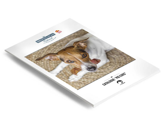 Pig Ears Mediterranean natural snacks for dogs file