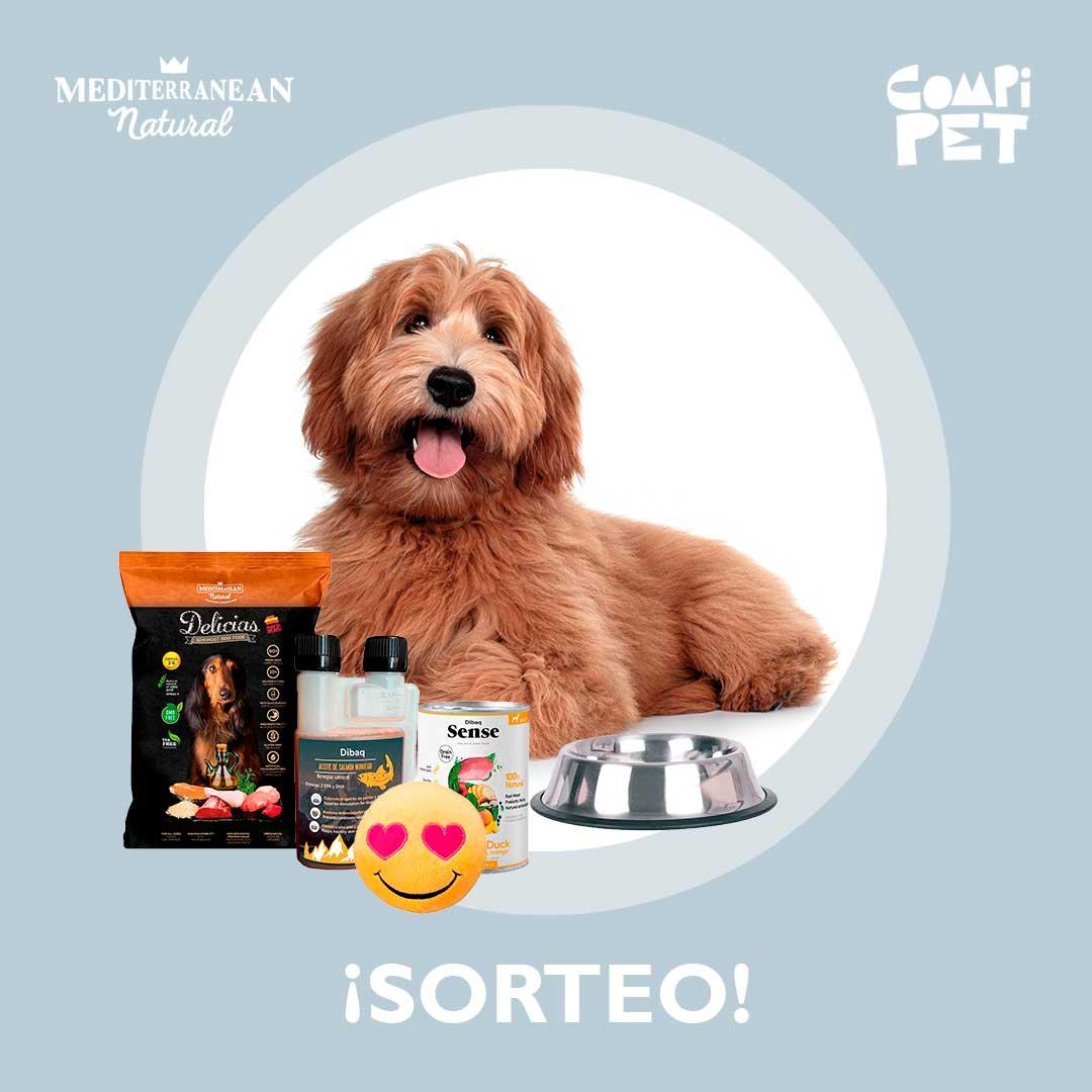 Sorteo: ¡Llévate gratis este pack para tu perro!