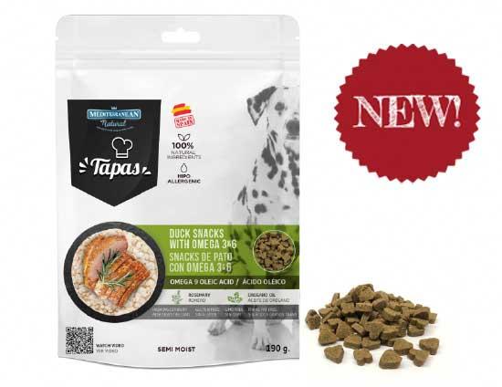 Bag new snacks Tapas Mediterranean Natural